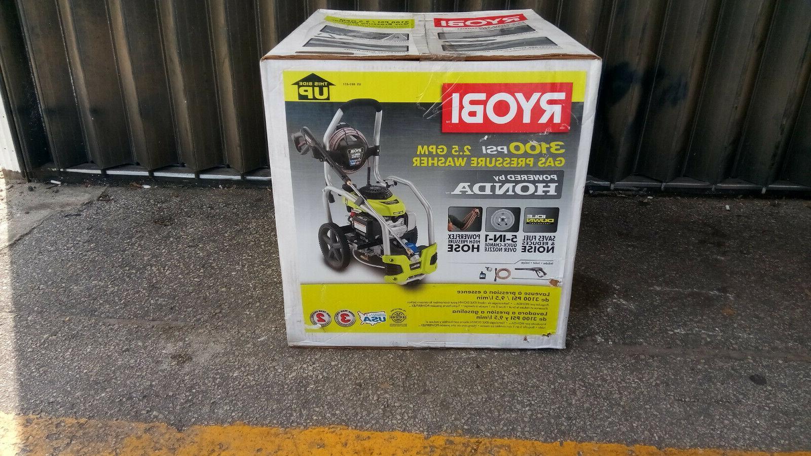 new ry80940b 3100 psi 2 5 gpm