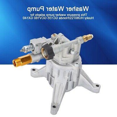 POWER PRESSURE WASHER WATER PUMP 2800 Psi 2.3 Gpm Universal