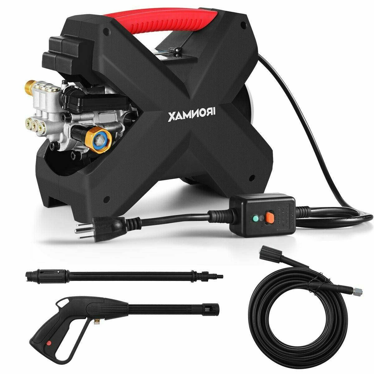 Portable Electric Pressure Washer Machine High Power Water S
