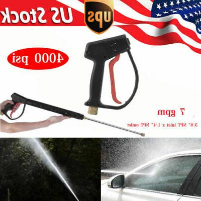 High Pressure Washer Water 7 for Pressure Power Washers BT