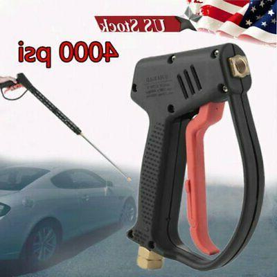high pressure washer gun water jet 4000