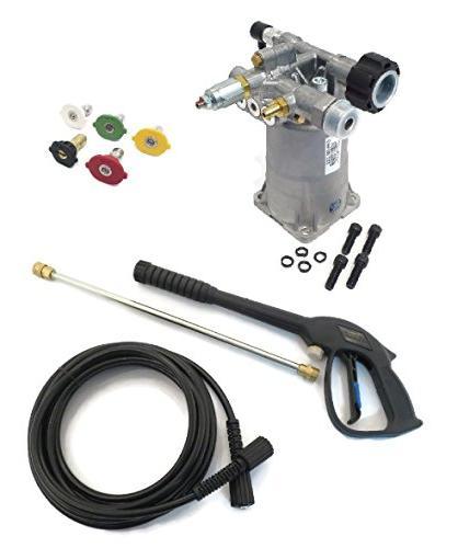 power pressure washer water pump