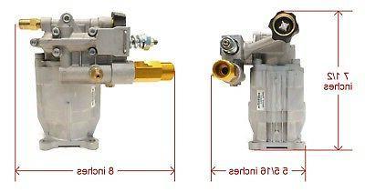 Power Washer Pump 6026PW, 6027PW, PW3100