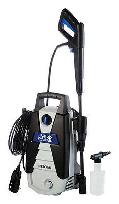 Ar Blue Clean Power Washers Electric 1600 Psi 1.2 Hp 120 V 1