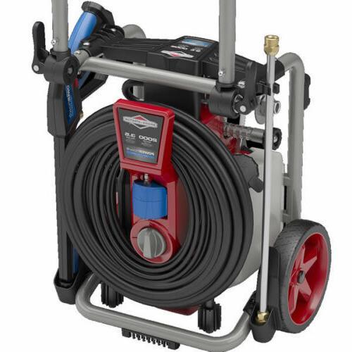 Pressure 3.5 GPM 7-in-1 Nozzle, 25-Foot Hose & Detergent