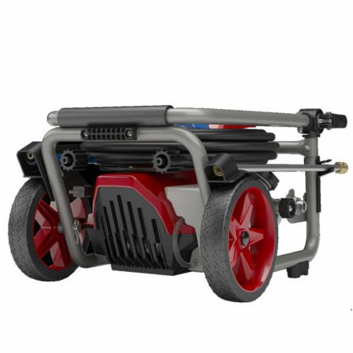 Briggs Electric Pressure Washer PSI 3.5 GPM POWERflow+ 7-in-1 25-Foot &