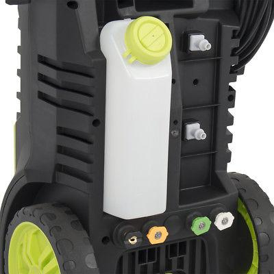 Premium Psi Gpm Power Washer w/ Hose Tank