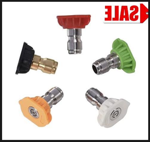 pressure multiple degrees washer nozzle
