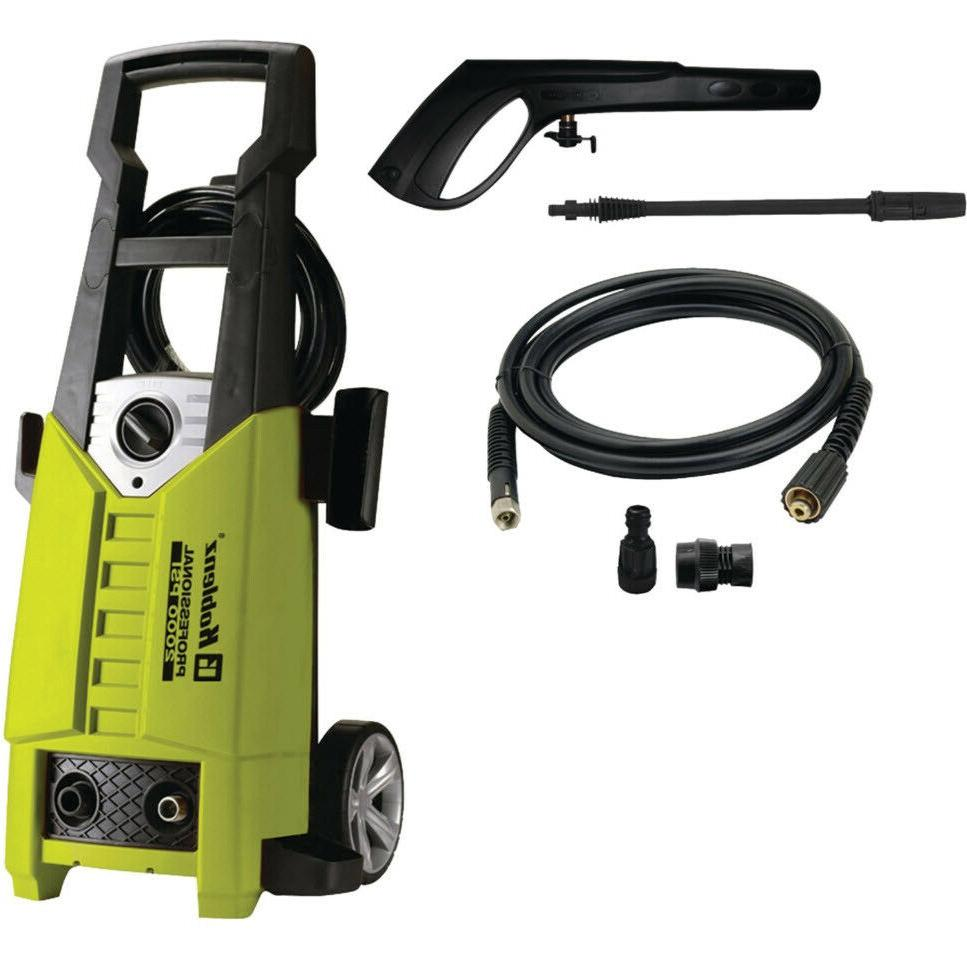 pressure power washer electric corded 2000 psi