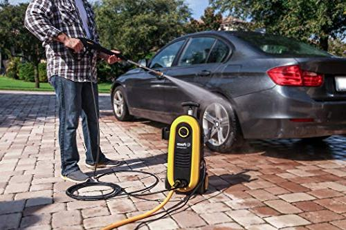 Power Pressure PSI GPM 14.5Amp Technology | Next of Pressure Washer 4X Ultra Low