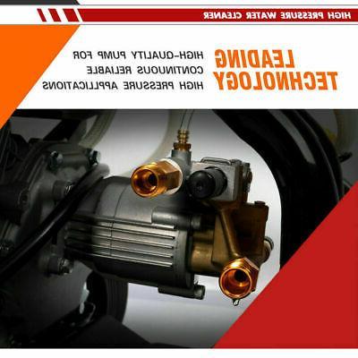 Pressure Gas with Power Gun