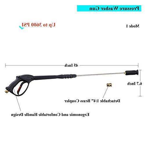 Tool Gun Orifice