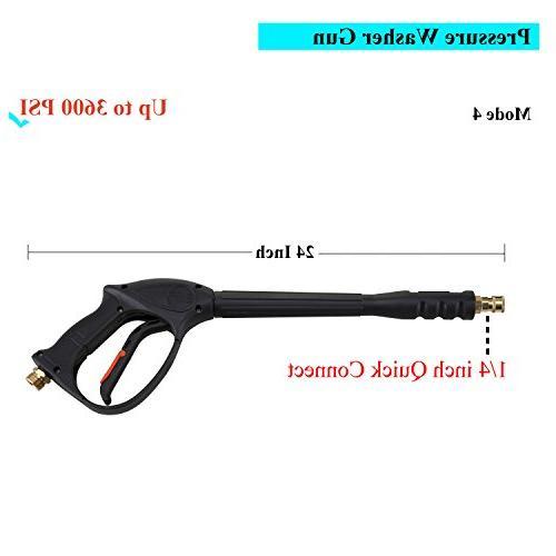 Tool Daily Gun PSI Multi-Flow Adjustable