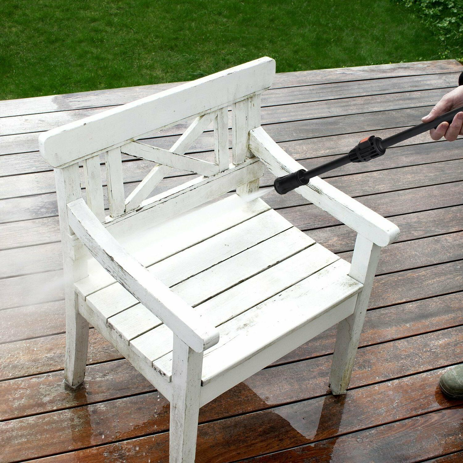 Pressure Washer, 1600 1.72 1400W Electric Power