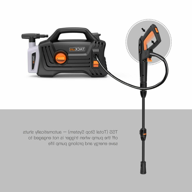 Pressure Washer, 1600 PSI 1400W