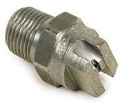 """Spraying Systems Pressure Washer Nozzle, 4003 1/8"""" Threaded"""