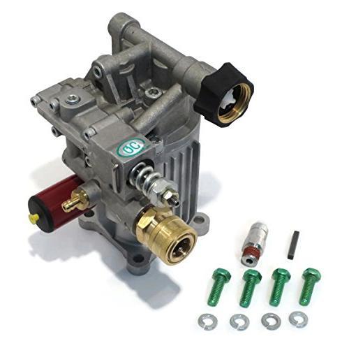 pressure washer pump water driver