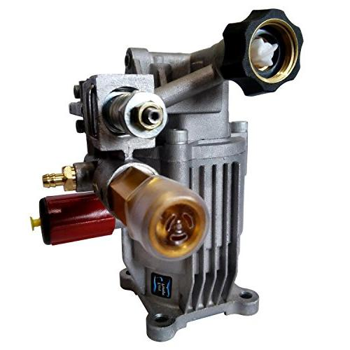 horizontal pressure washer pump