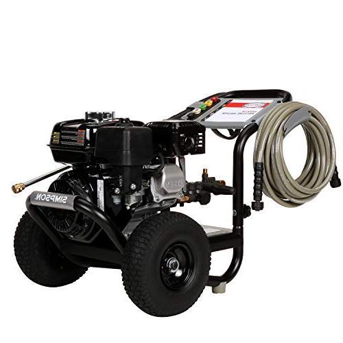 Gas GX200 Pump Black