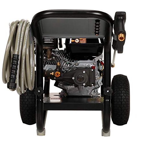 Simpson Cleaning PowerShot Gas Pressure Washer, 3300 PSI 2.5 GX200 OHV, Pump