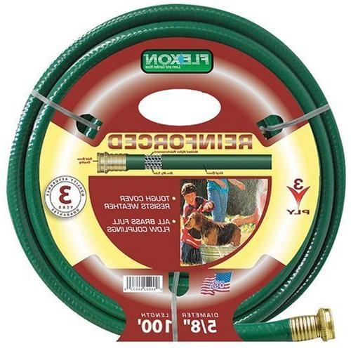 reinforced garden hose