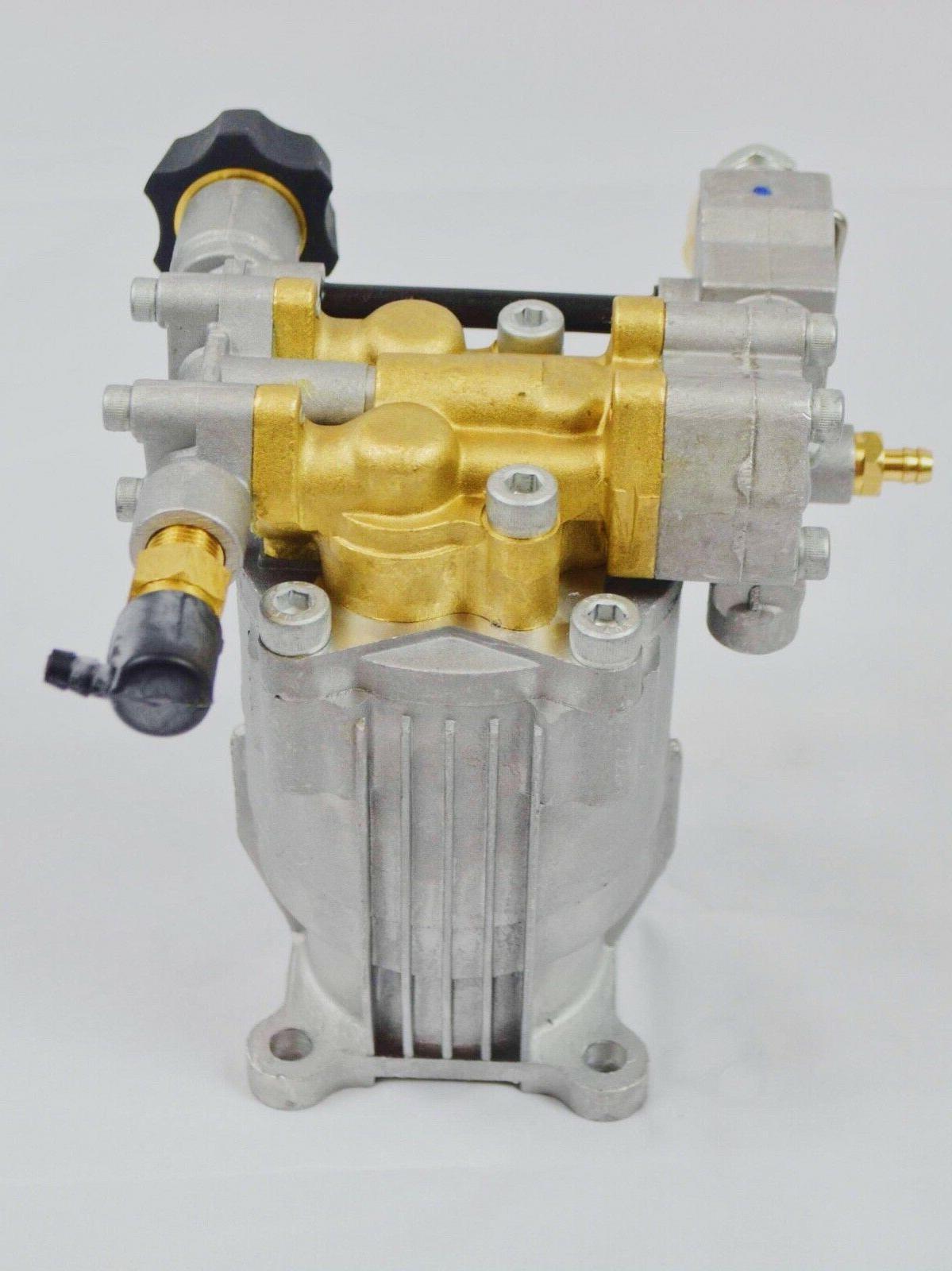 "Pressure 3/4"" - 3000-3200 PSI 2.5 GPM - Horizontal Pump NEW"