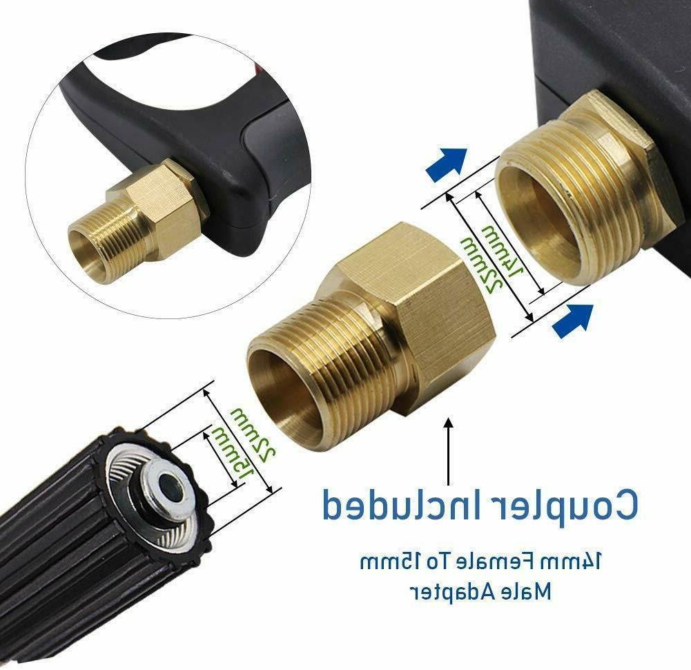 Short Washer Gun for Power Washers