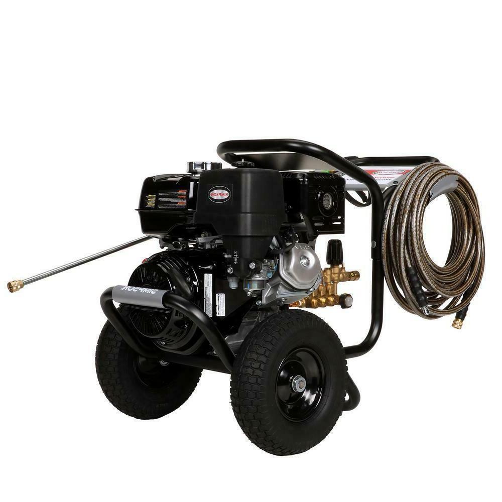 SIMPSON 4200 at GPM Gas Pressure HONDA