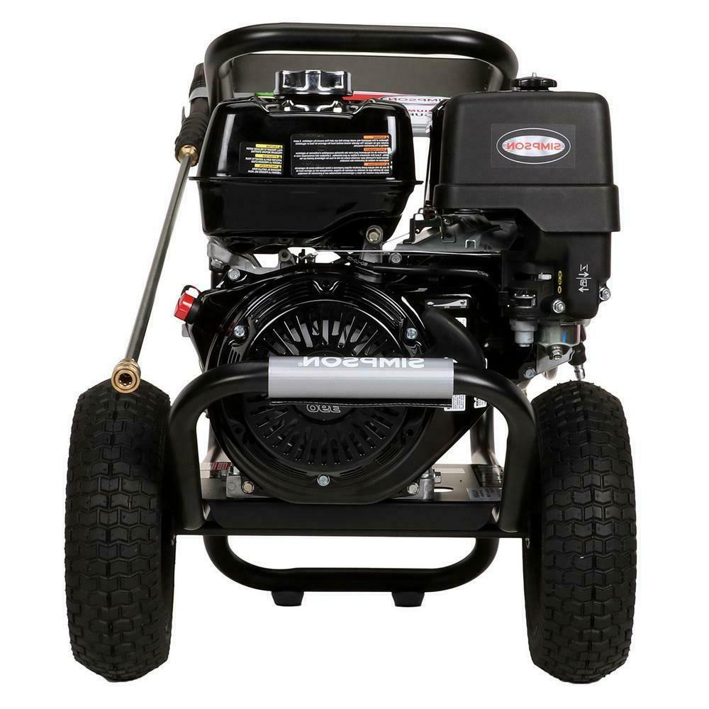 SIMPSON at 4.0 Pressure Washer by HONDA GX390