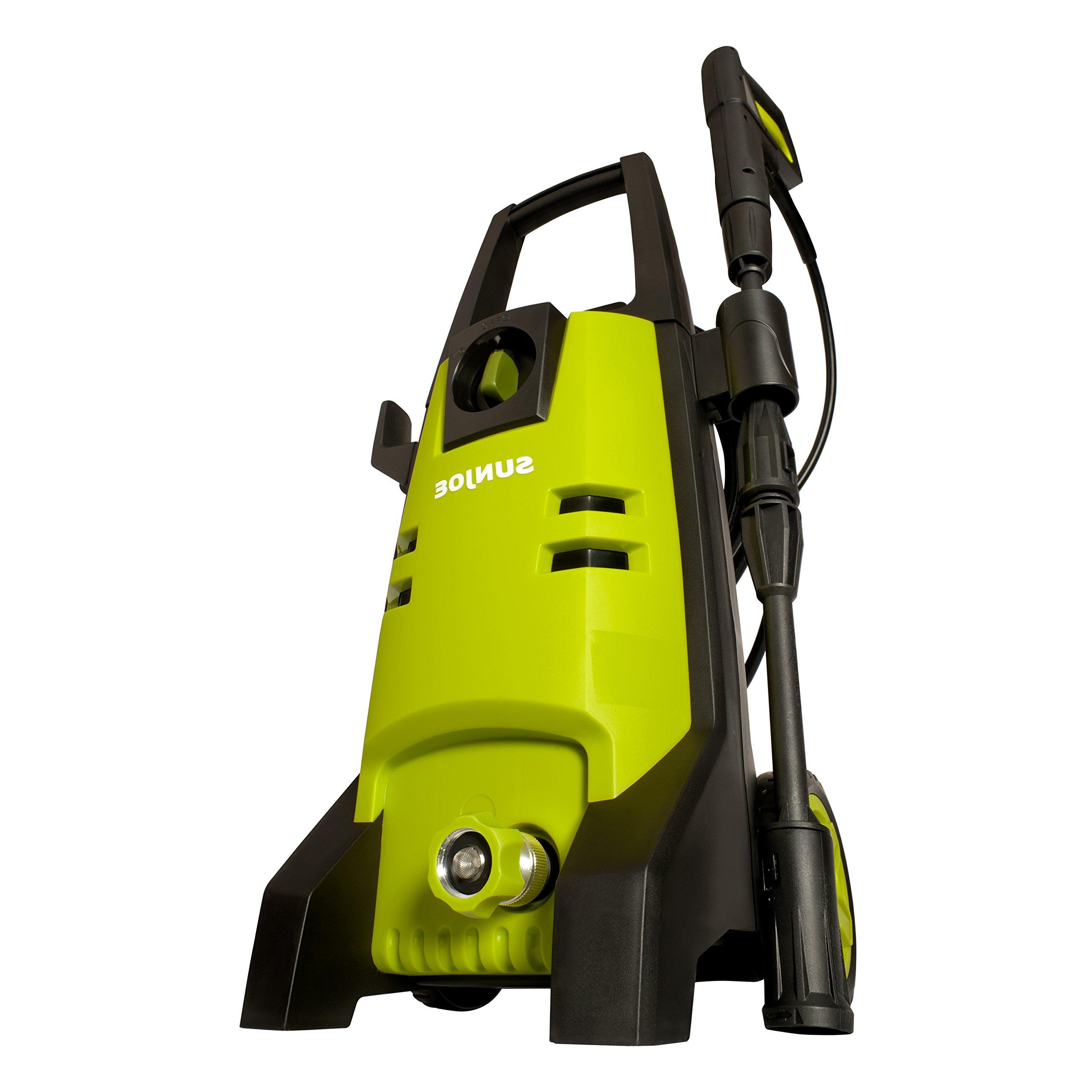 Sun Joe SPX1501 Electric Pressure Washer |1800 PSI |1.8 GPM