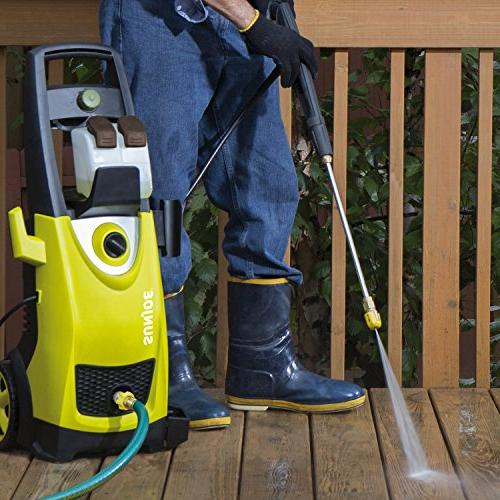 Sun Joe SPX3000-RM PSI 1.76 Electric Pressure Washer