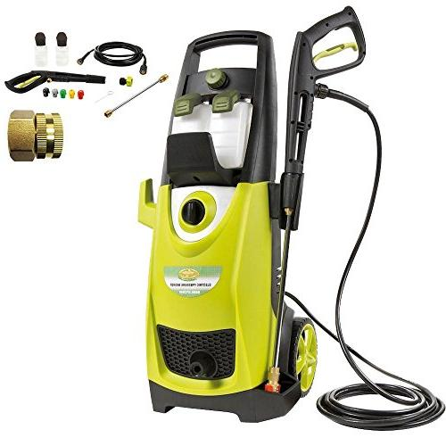 spx3000 pressure electric washer