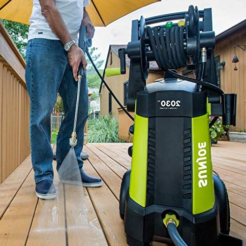 Sun SPX3001 PSI 1.76 14.5 AMP Pressure Washer with