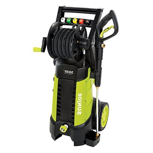 Sun Joe SPX3001 PSI 1.76 14.5 AMP Electric Washer with Hose