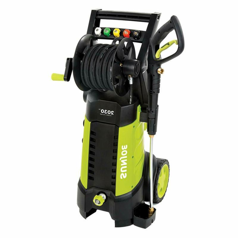 SPX3001 GPM 14.5 AMP Pressure Washer Reel