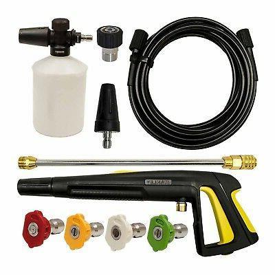 stanley pw909300k 10 piece pressure washer accessories
