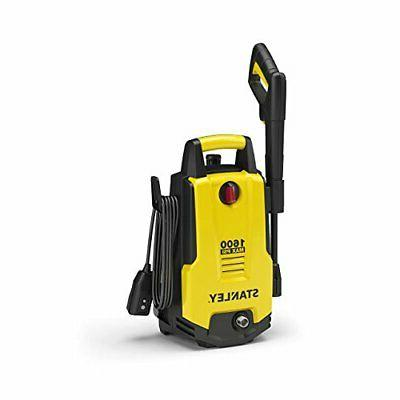 SHP1600 Electric Power Washer, 1600 PSI, Yellow