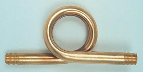 steam gauge siphon