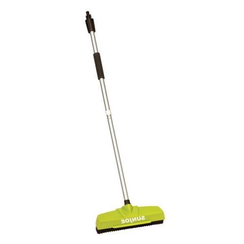 sun power scrubbing broom utility