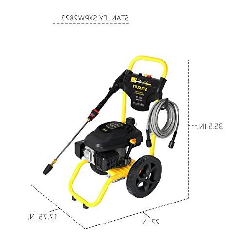 STANLEY SXPW2823 @ 2.3 Gas Pressure Washer by STANLEY