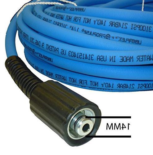 UBERFLEX Resistant Pressure Washer Hose 14 25 3,100 22MM