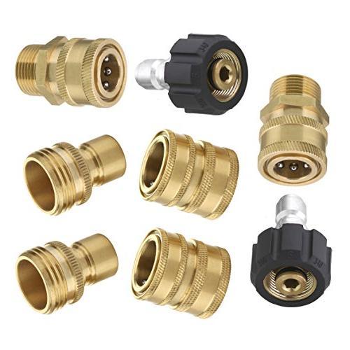 ultimate pressure washer adapter set