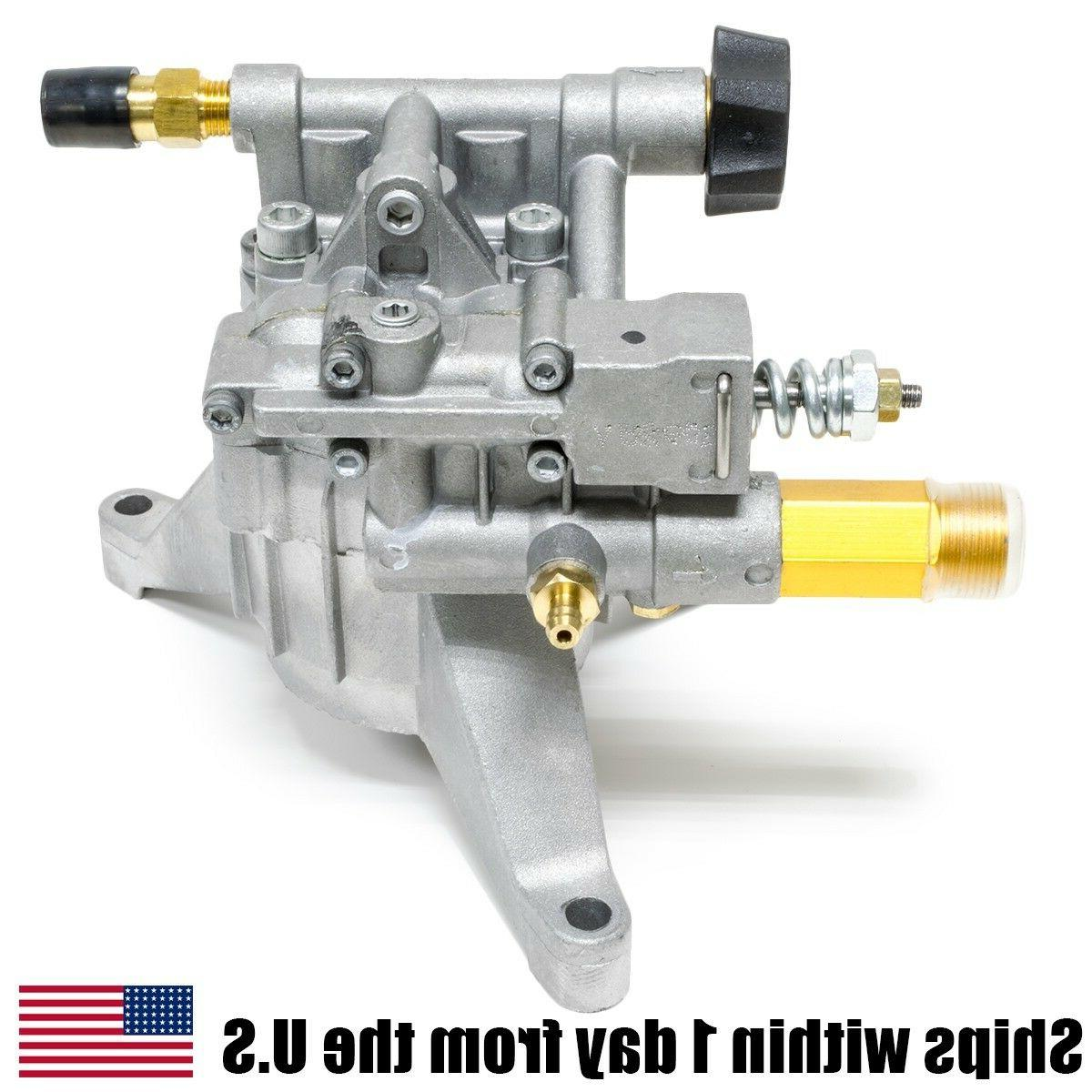 2700 psi pressure washer pump for excell
