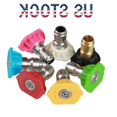 us 5000psi power pressure washer accessories nozzle
