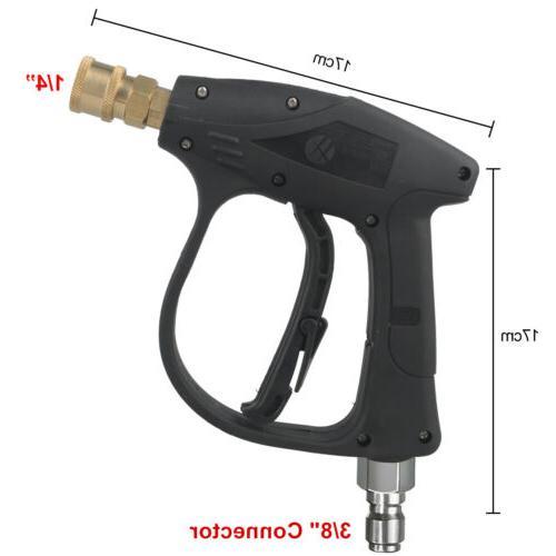 High Pressure Car Washer Gun Water Max Washers