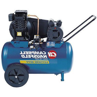Campbell Hausfeld VT6290 Dual-Voltage Cast-Iron (20 T