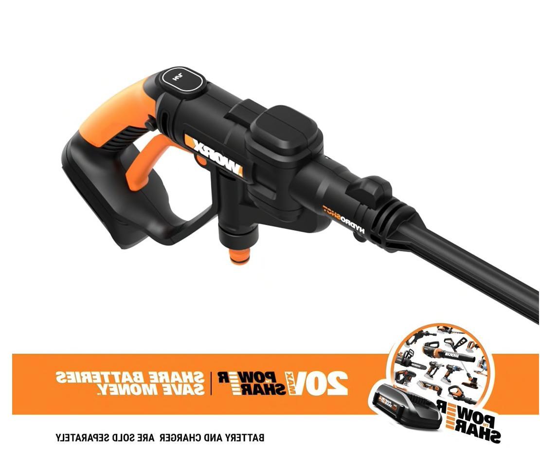 Worx Power Hydroshot Portable 20V
