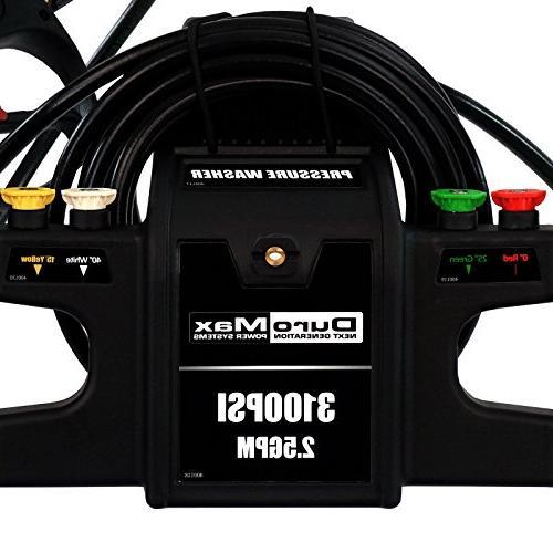 Duromax Gas Powered Power Pressure 3100 PSI