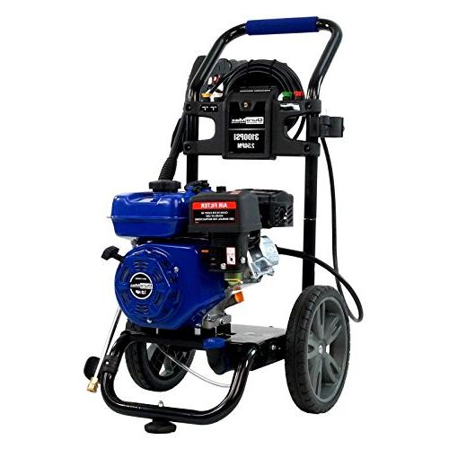 Duromax XP3100PWT Gas Powered Power Pressure PSI