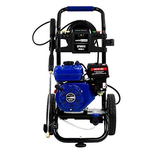 Duromax XP3100PWT 2.5 GPM Gas Water Power PSI